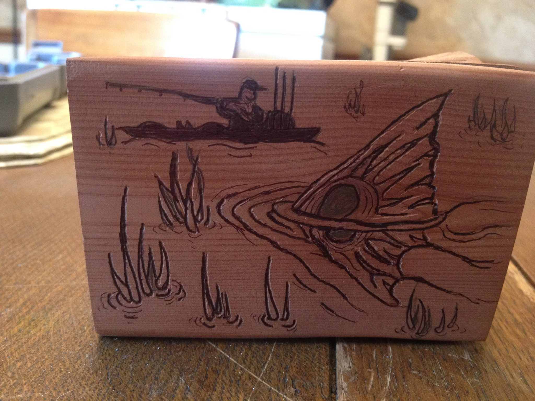 Recent Woodworking Projects Adventure Nature Writing Tom